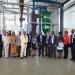 Rappresentanti Ambasciate Africane con Rappresentanti di Scienza per Amore